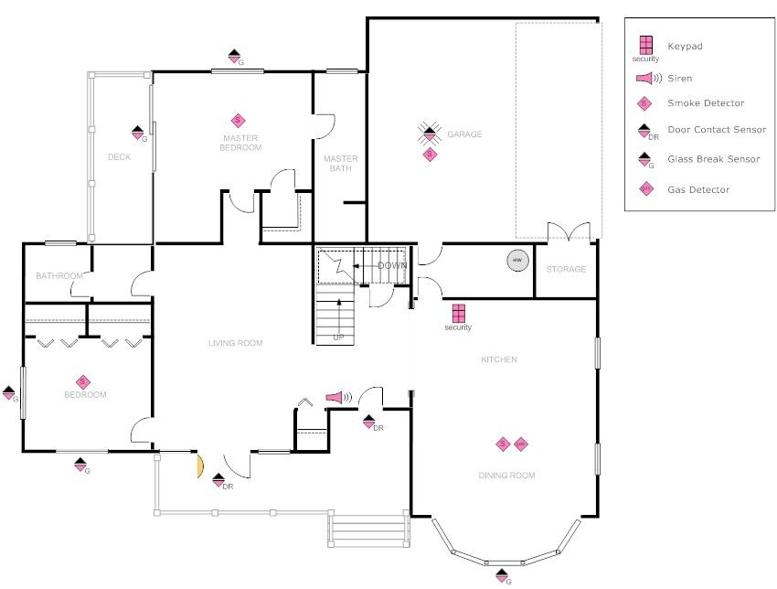 Draw My Own Floor Plans DRAW YOUR OWN HOUSE PLANS FREE Over - security plan template