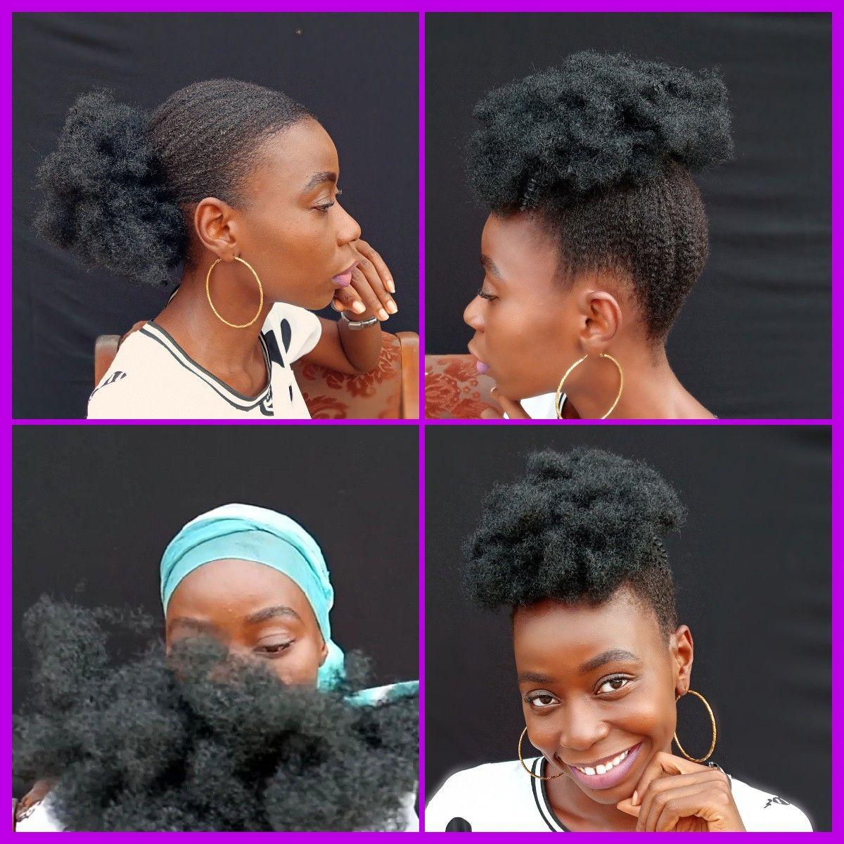 Diy Drawstring Ponytail Diy Ponytail Five Minute Hairstyles Hair Styles