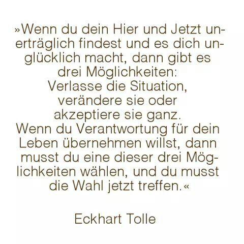 Eckhart Tolle Sprüche Zitate Sprüche Und Weisheiten Zitate