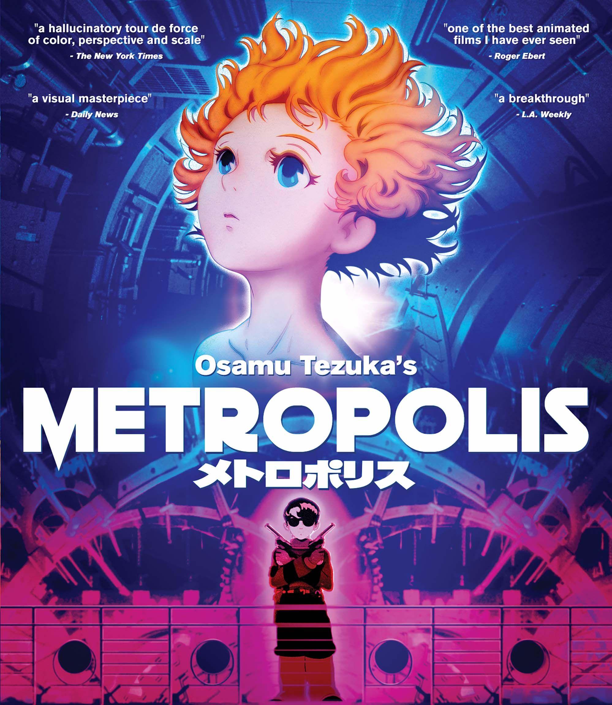 Anime Metropolis (Bluray) 8 Amazon in 2020