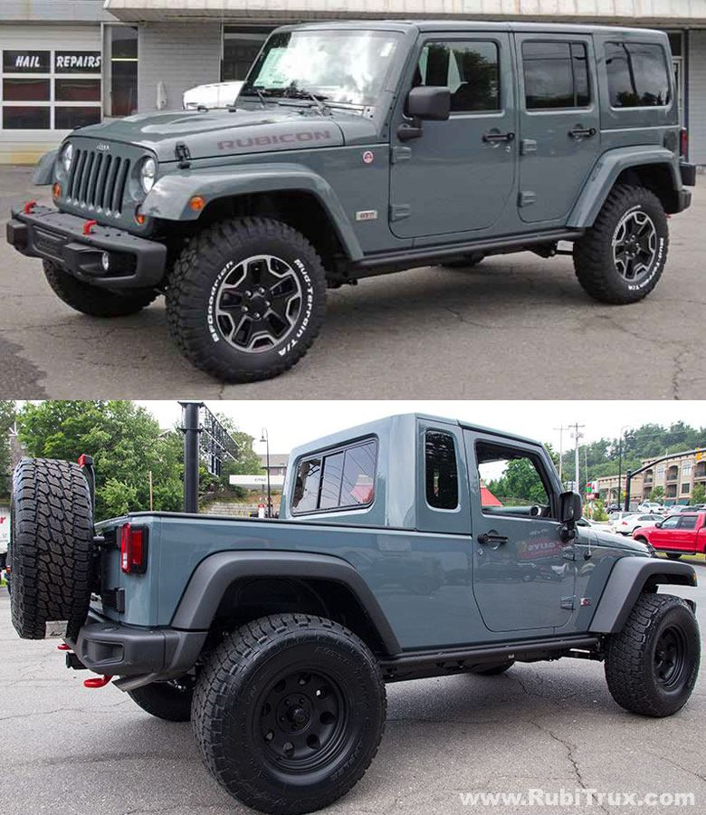 This 10th Anniversary Jeep Wrangler Rubicon Unlimited Just
