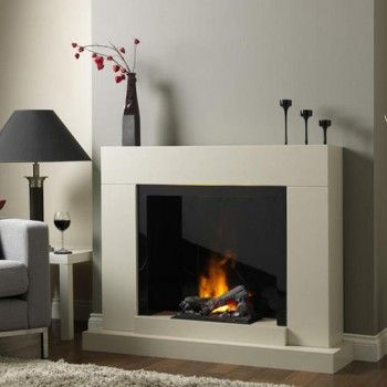 Katell Verama Free Standing Electric Fire Suite Free Standing Electric Fireplace Electric Fireplace Suites Fireplace Suites