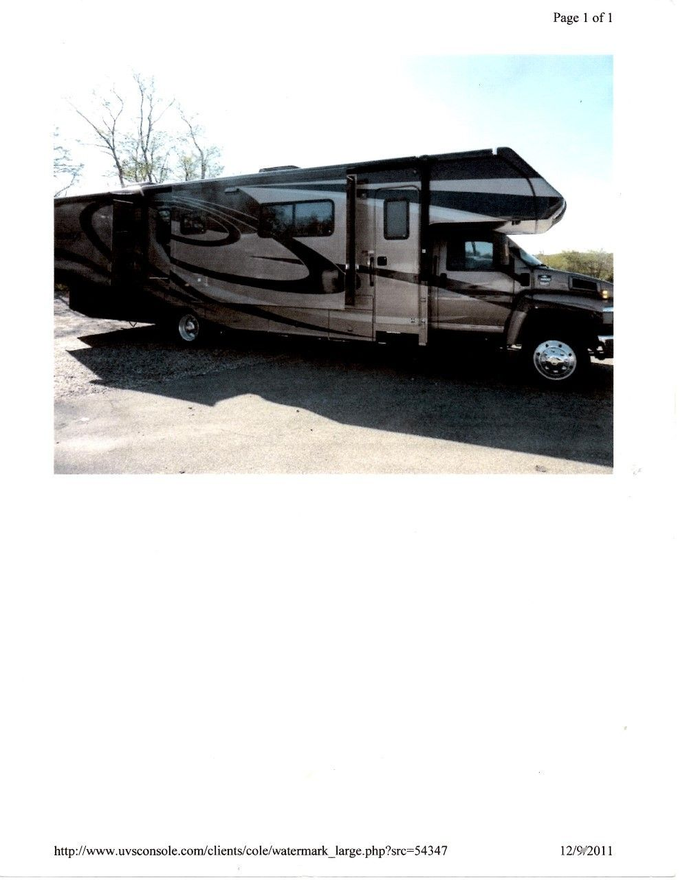Check Out This 2007 Jayco Seneca 35gs Listing In Alexandria Ky