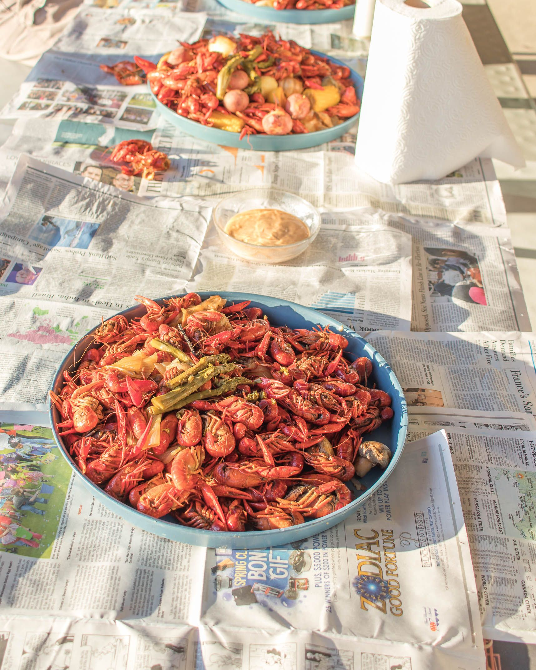 How to boil crawfish south louisiana recipe all
