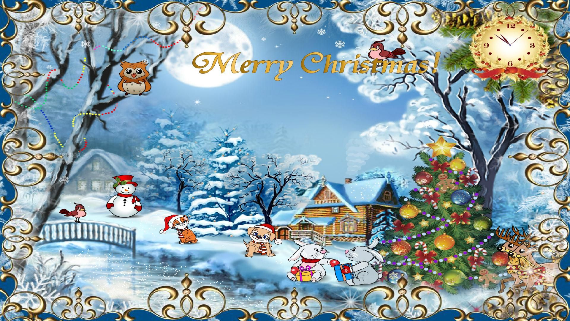 Here we are going to share cool and best Christmas Cards