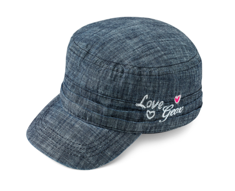 GEOX Denim Hat