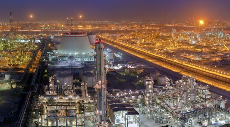Jubail II, Saudi Arabia  https://www.heatingandprocess.com/infographics/construction-infographic-2/
