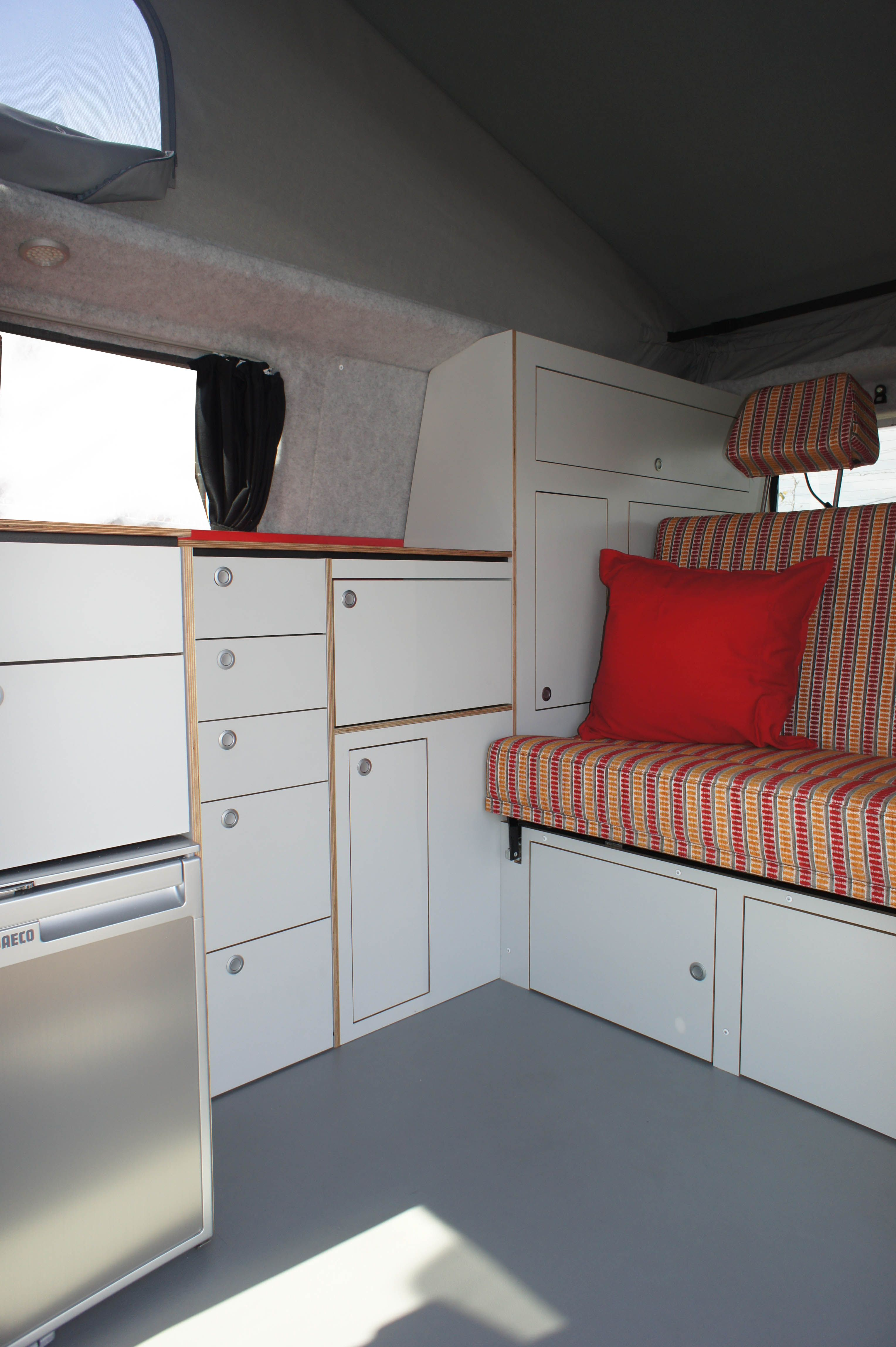 VW T5 Campervan conversion by Achtung Camper in Victoria