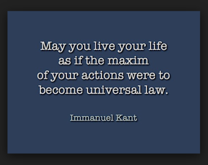 Immanuel Kant The Categorical Imperative  Spinning Stuff By  Immanuel Kant The Categorical Imperative