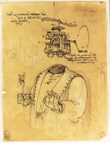 Scientists and Science in Cartoons | Inventors, Search and Science