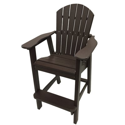 Red Barrel Studio Lorilee Plastic/Resin Adirondack Chair | Wayfair
