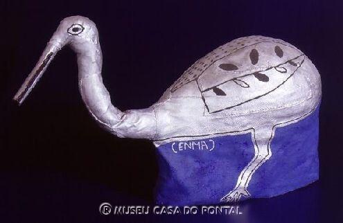 Ema | by Capitão Pereira | Recife/Olinda,PE Brasil | #tecido e outros materiais