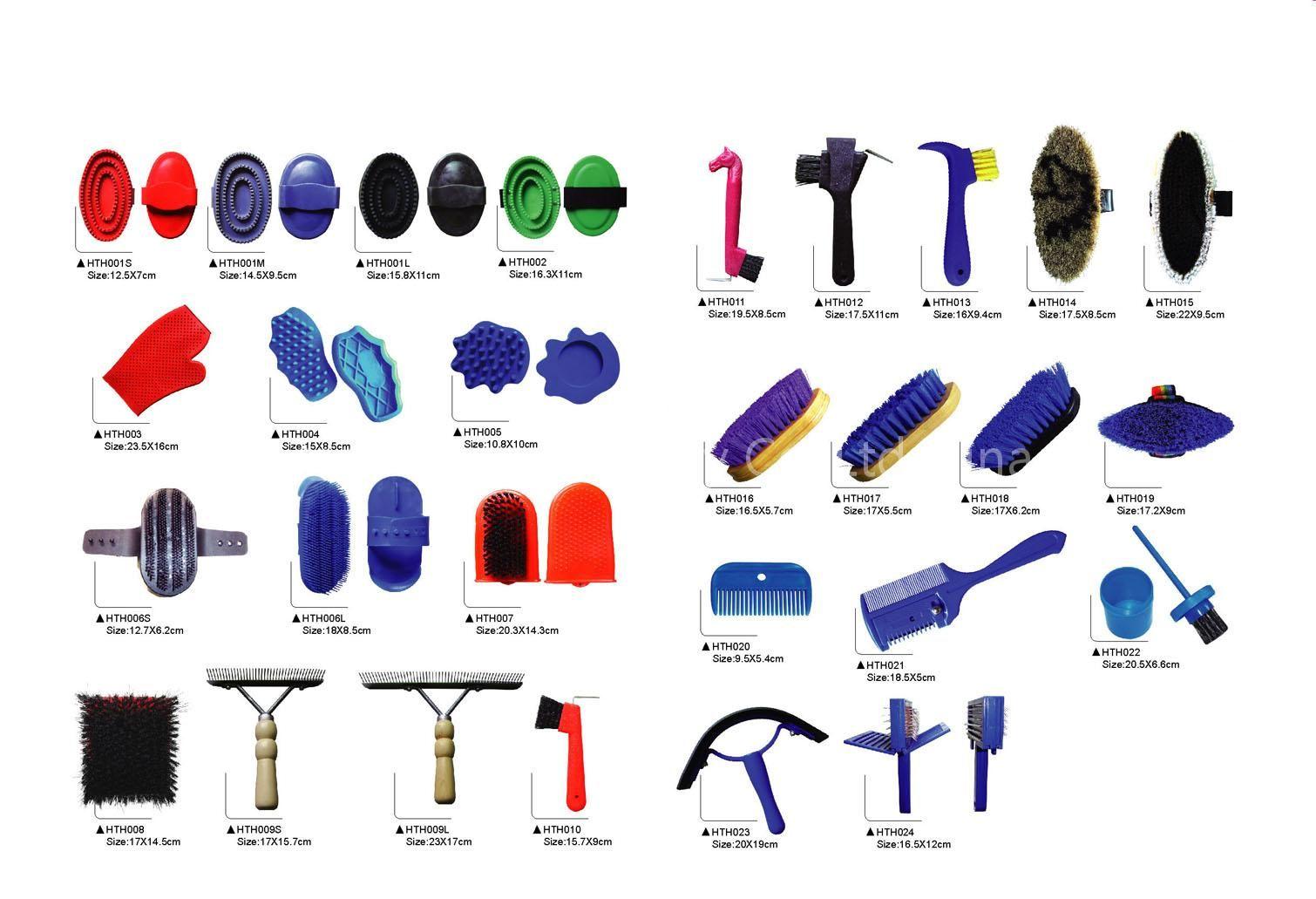 image relating to Grooming Tools for Horses Printable Worksheet named Horse Brushes Diagram Wiring Diagram