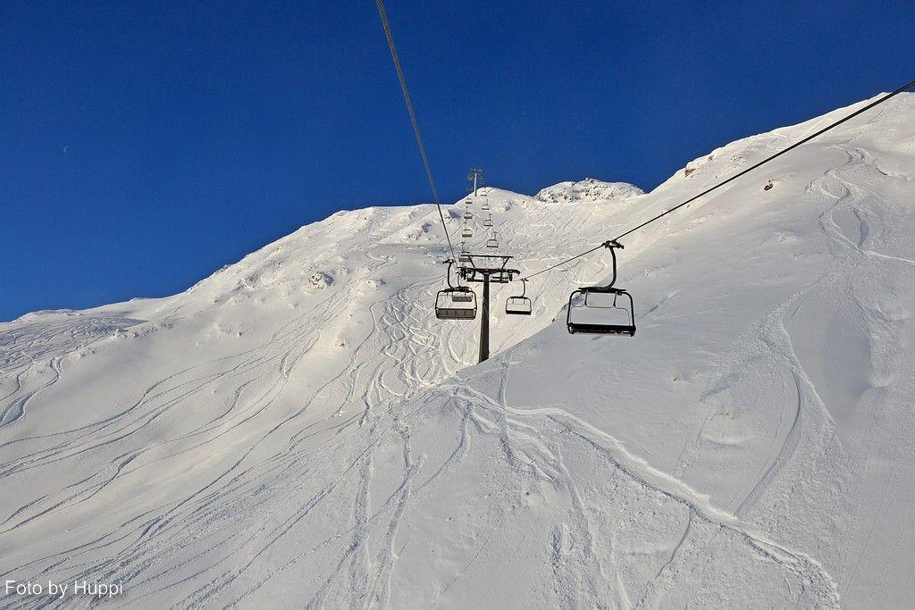 SerfausFissLadis ¦ 19.12.2011 Snowboarding trip, Trip