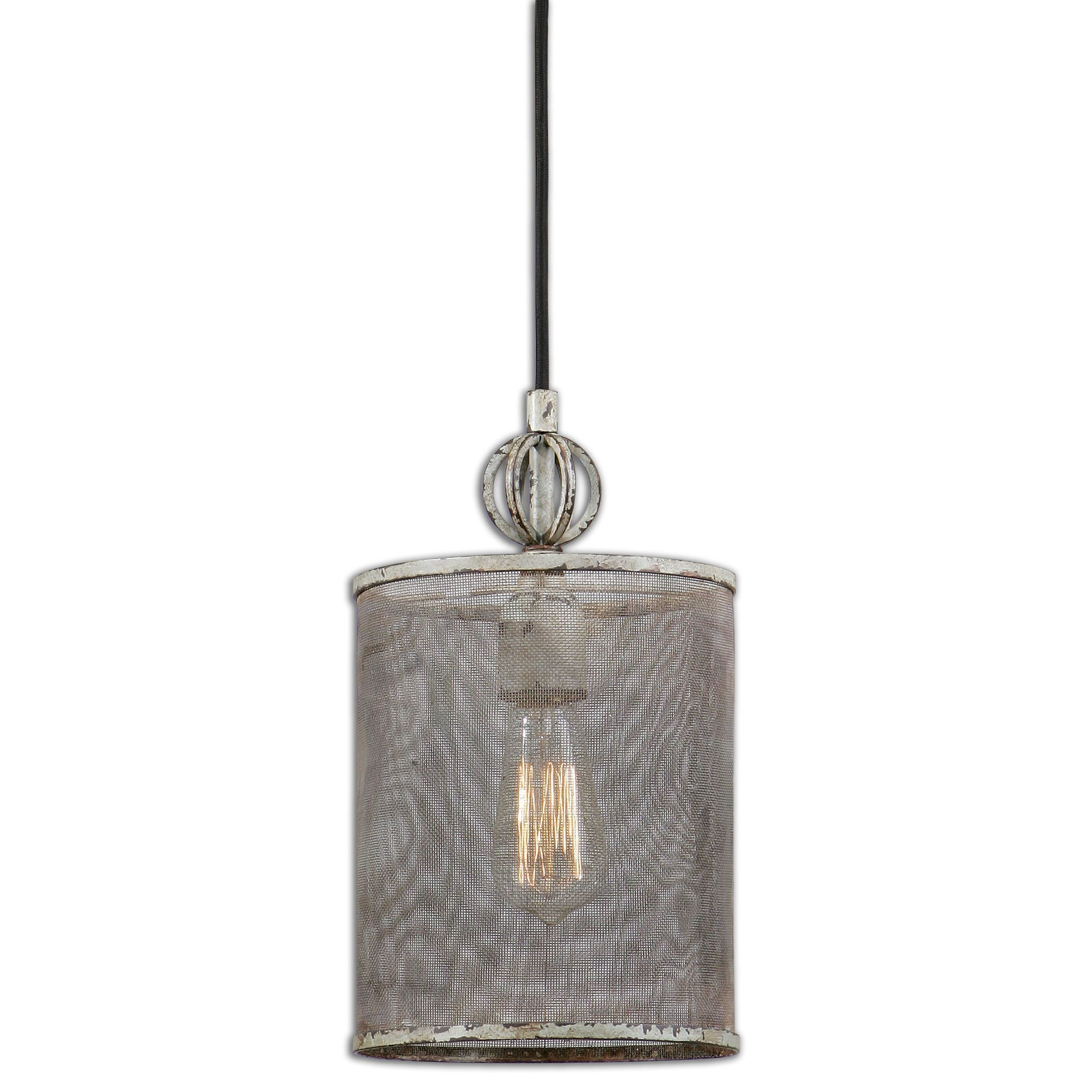 products white black wood mini light pendant of natural shades