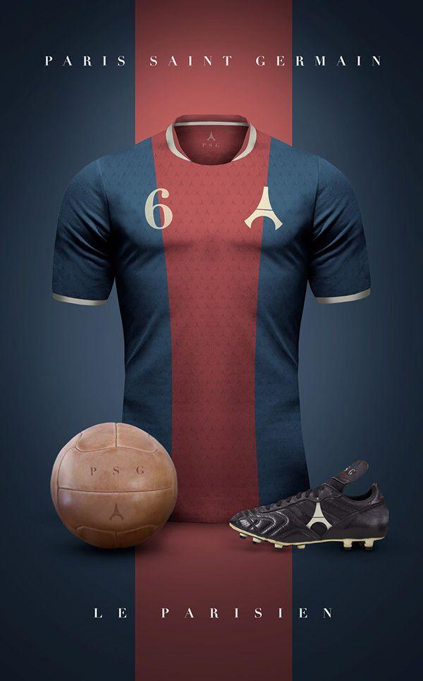 10 diseños vintage de las camisetas de equipos grandes Marca Buzz - diseos vintage