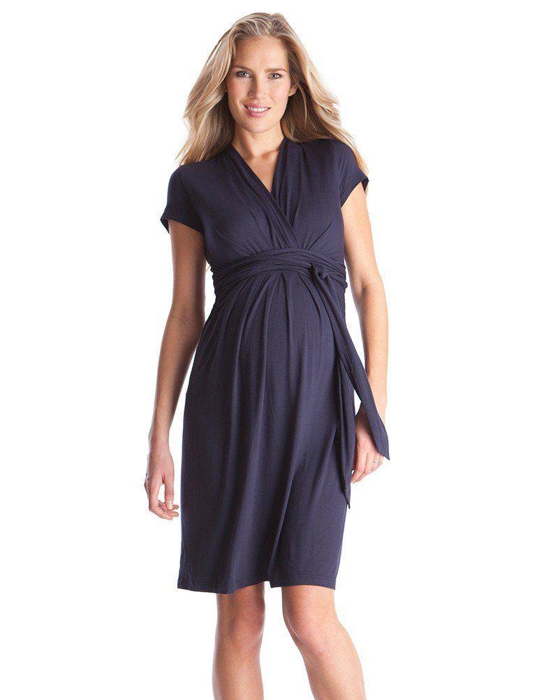 28cf13c1d0 nursing tops - Tenuodan Maternity Dresses for Women V Neck Pregnancy ...