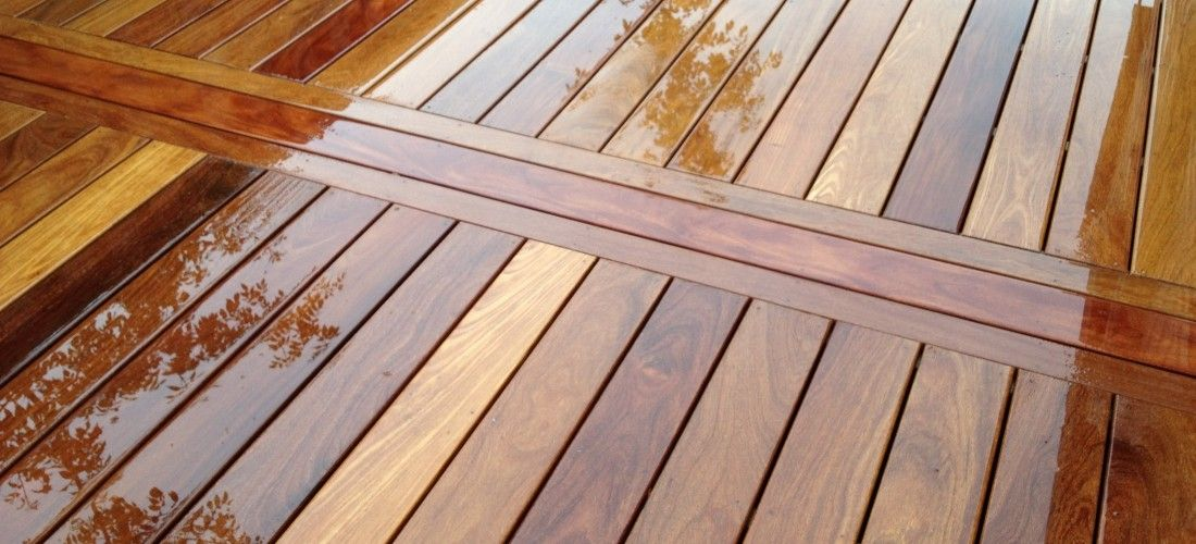 Everything You Need To Know About Decking Materials Gardenista Ipe Wood Decking Material Wood