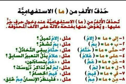 ما أروعها لغة Arabic Language Learn Arabic Language Arabic Langauge