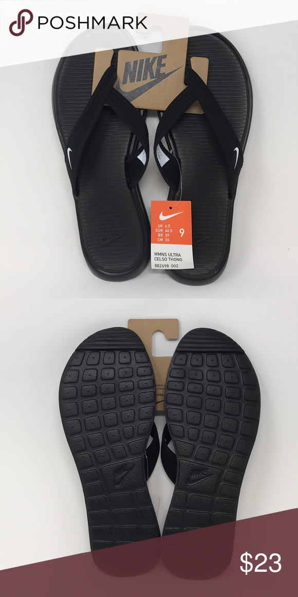 e9151318728 Nike Women s Ultra Celso Thong Sandals Brand new