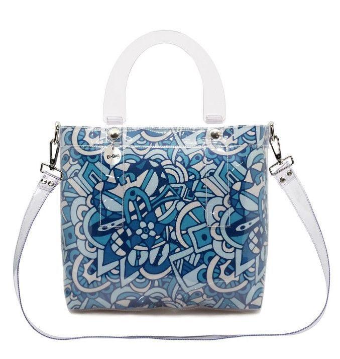 Large Bag MULTI BLUE