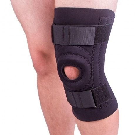 Big Knee Brace For Large Legs With Patella Support Knee Brace
