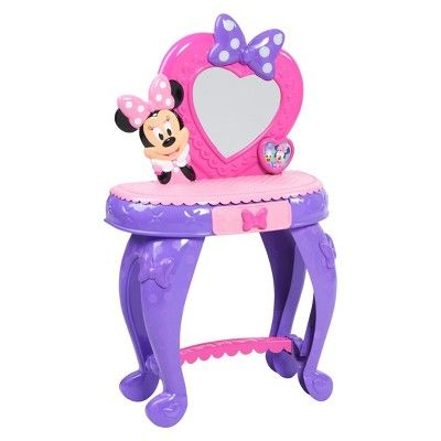 Minnie Bowtique Vanity Minnie Mouse Toys Minnie Mouse Bedroom Baby Toddler Toys