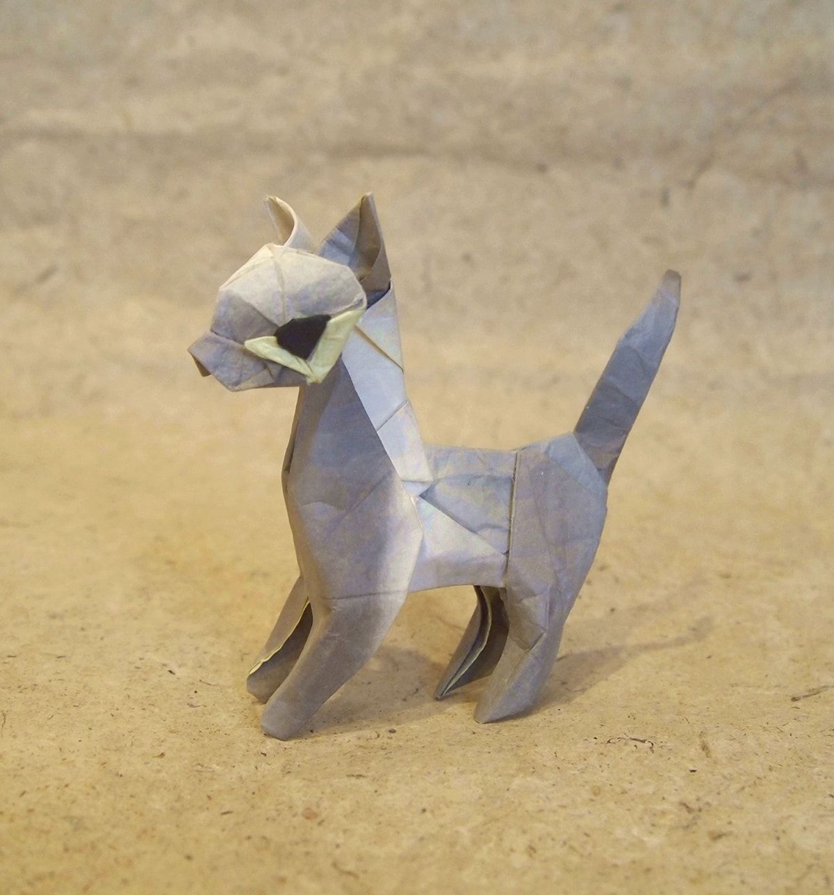 25 Purr Fect Origami Cats Fur Real I M Not Kitten Origami Cat Origami Japanese Art