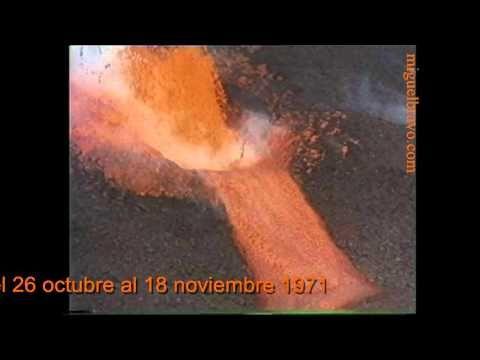 Teneguia Vulkanausbruch Vor 45 Jahren La Palma News La Palma Wandern Vulkan Kanaren