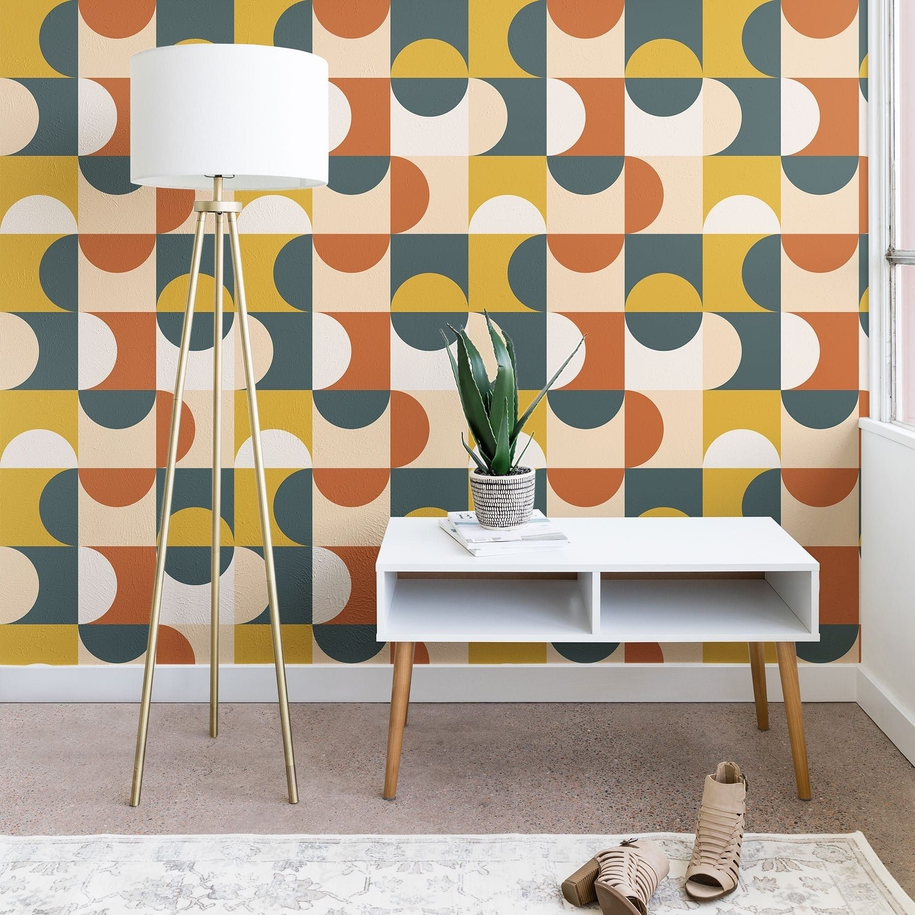 Our Best Wall Coverings Deals | Mid century modern ...