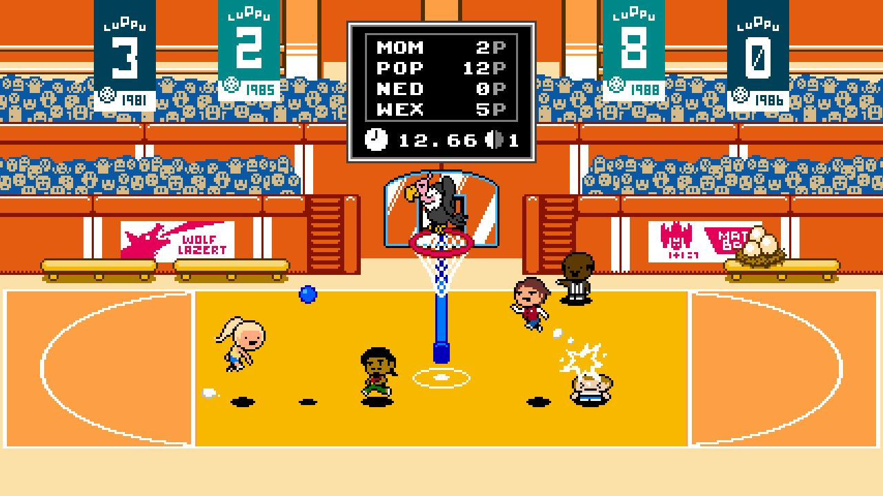 Super Sportmatchen for Nintendo Switch Nintendo Game