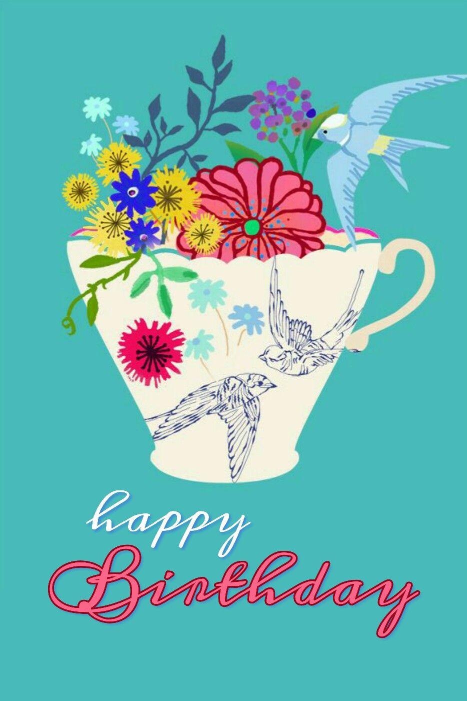 Happy Birthday Happy Birthday Pinterest Happy Birthday
