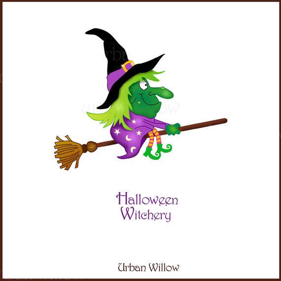 halloween witchery 2 clip art collection halloween clipart rh pinterest co uk