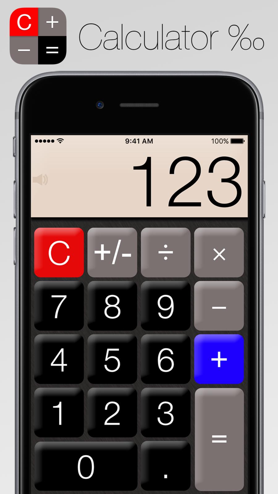 Calculator鈥?20ProductivityUtilitiesappsios App