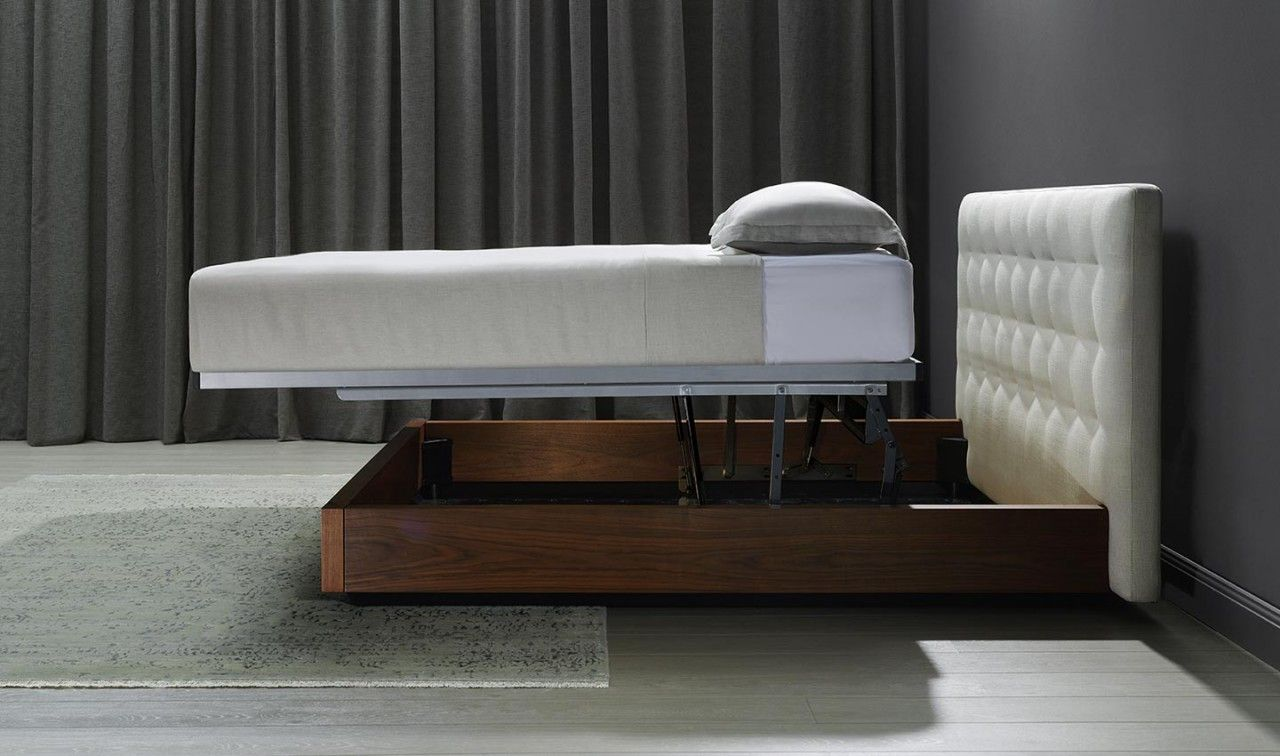 Serenade Storage Bed by King Living Australia / Beds and