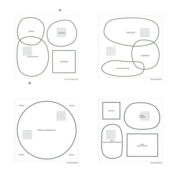 Sanaa Diagrams