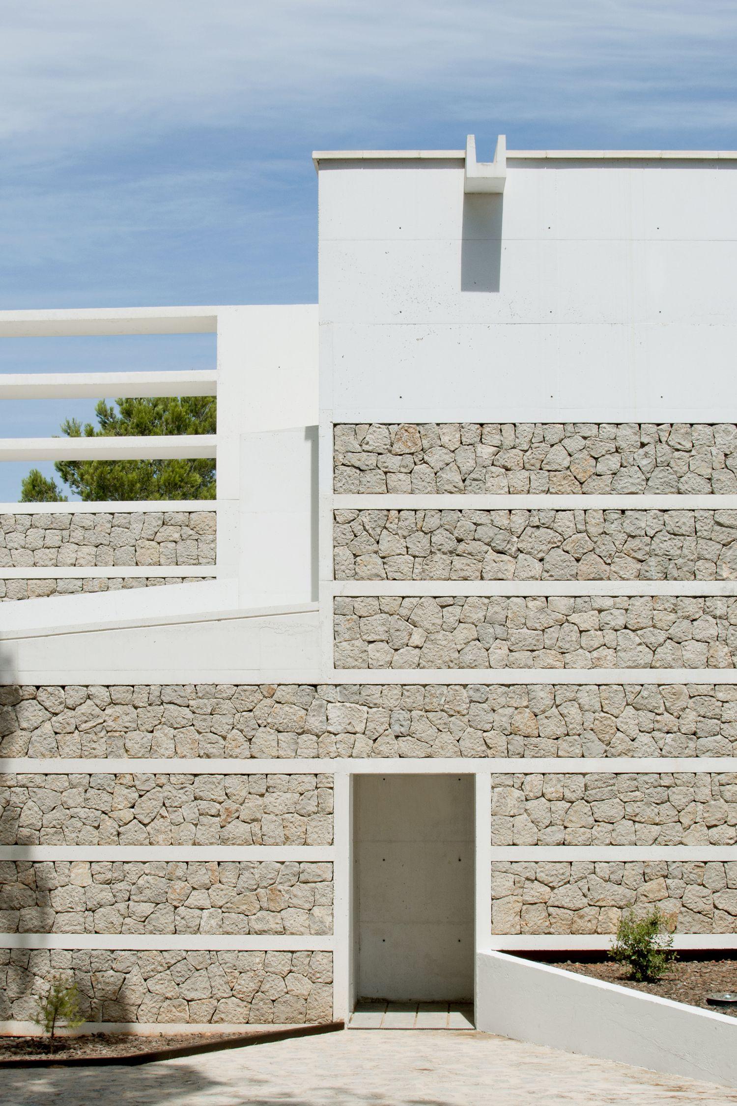 Casa En Ibiza De Jaime Serra Arquitectos Arquitectura  # Muebles Sequeira Plasencia