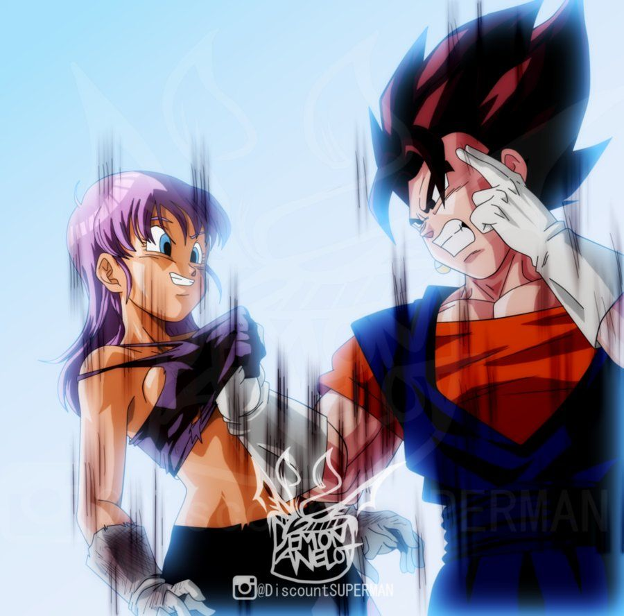 Dragonball multiverse i 39 ll show you by demonanelot - Dbz fantasy anime ...