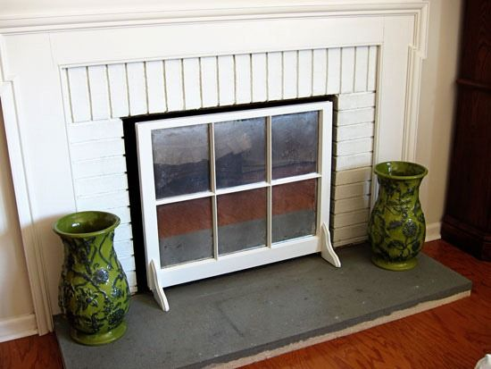 What a unique fireplace screen i love to see old stuff recycled what a unique fireplace screen i love to see old stuff recycled do it yourself pinterest fireplace screens screens and unique solutioingenieria Images