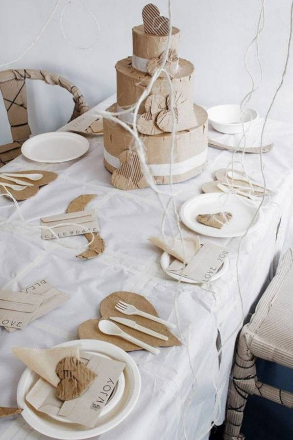 Romantic Valentine's Day Dinner Table Ideas...