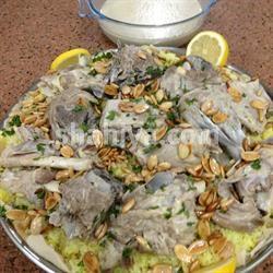 طريقة عمل منسف اردني وصفة اطباق رئيسية و اكلات سريعة جديدة وشهية لا تفوت بطريقة طباخ من فلسطين بخطوات واضحة مقادير د Cooking Recipes Halal Recipes Recipes