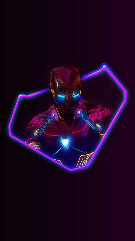 Infinity War - Iron Man - Marvel & DC