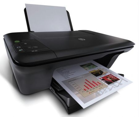 Hp 2050 All In One Printer Scanner Copier Printer Scanner Copier