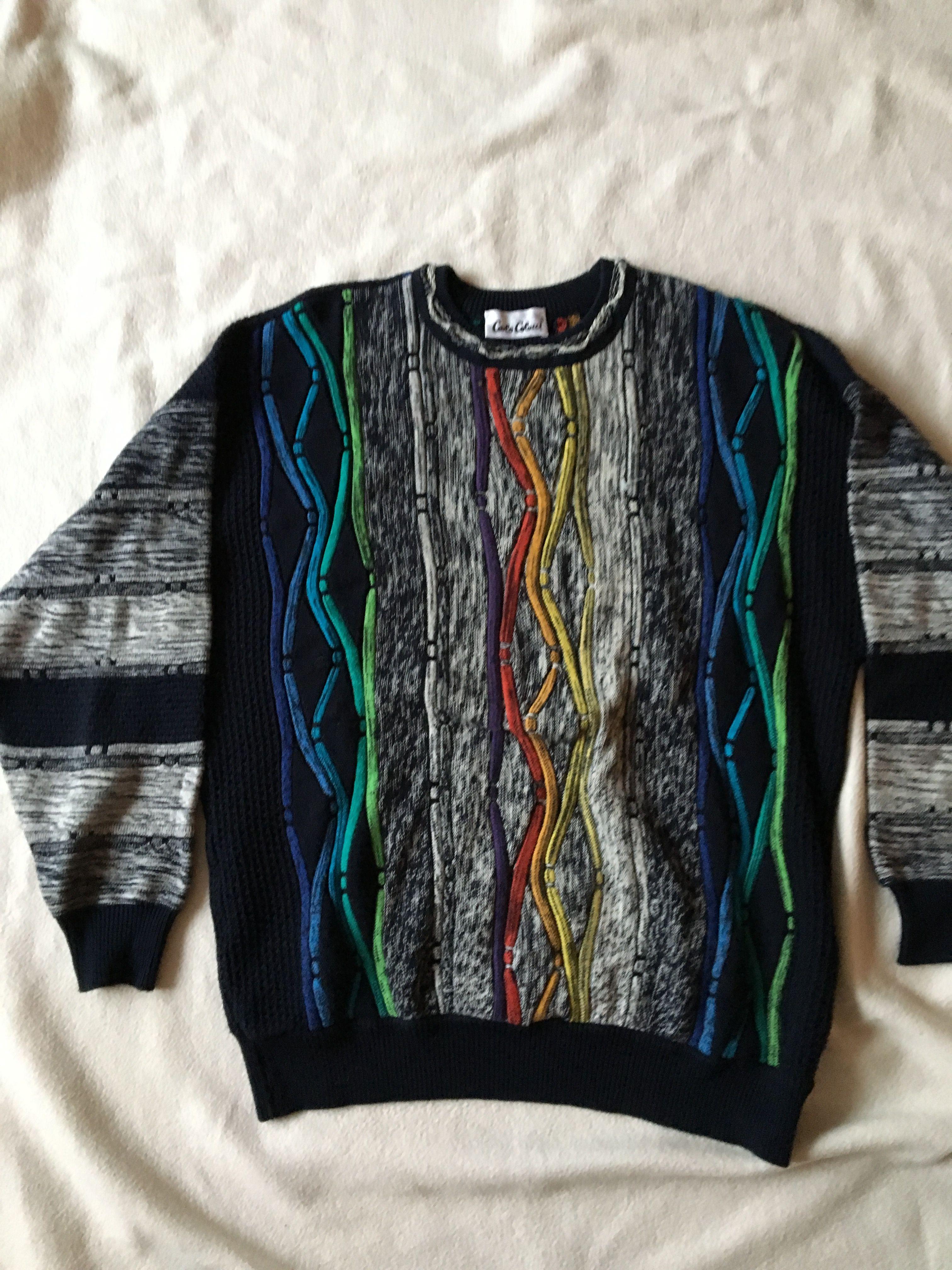 Vintage Carlo Colucci Carlocolucci Colucci Sweater Design Pretty Outfits Clothes