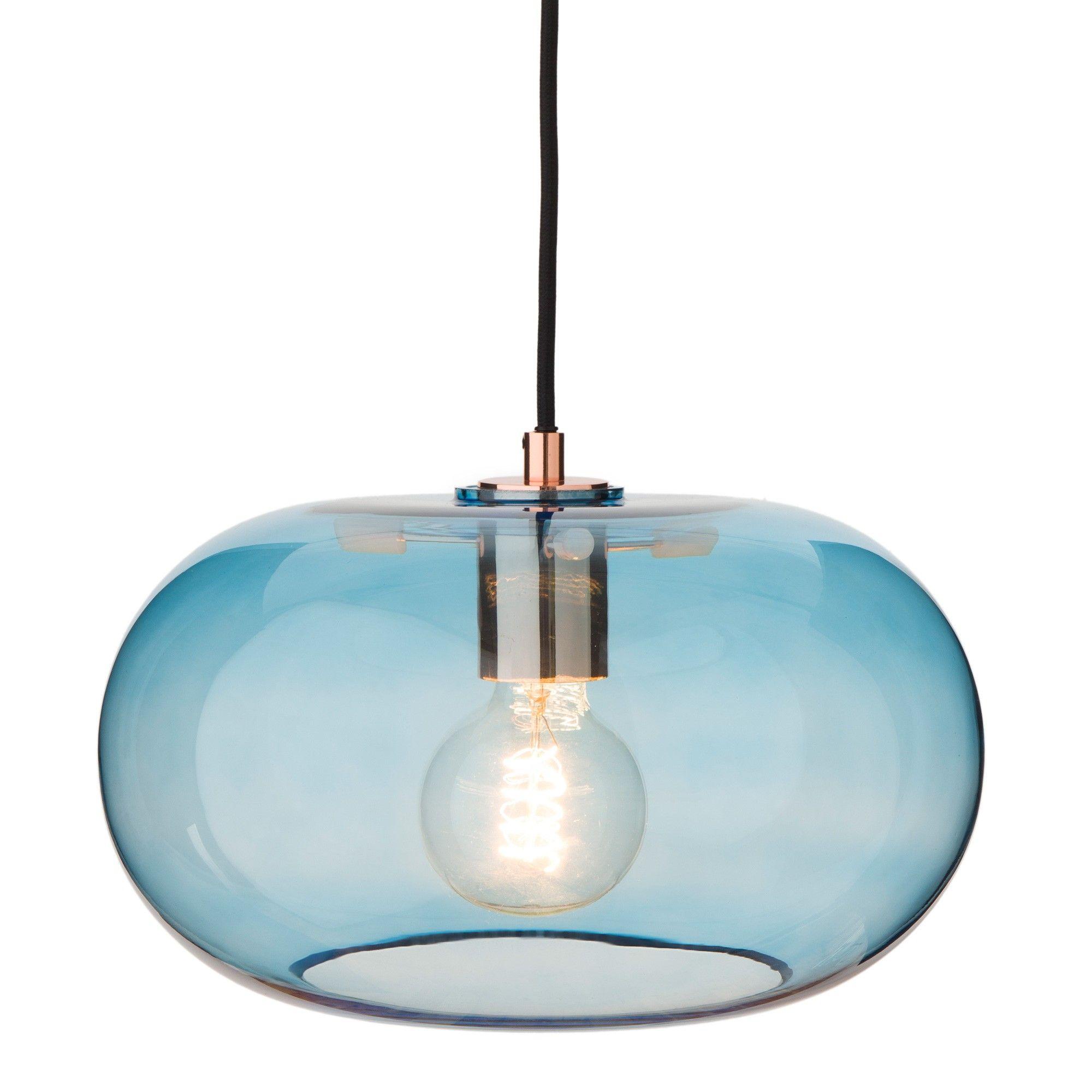 louns lamp curved danish designed glass pendant channelling a 1960s feel lighting. Black Bedroom Furniture Sets. Home Design Ideas