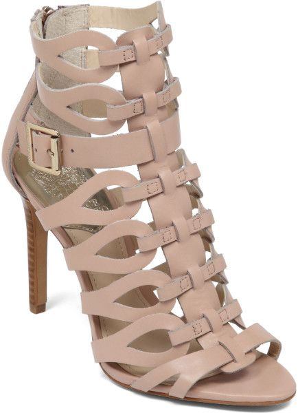 d8ca07401 Women s Natural Ombre Gladiator High Heel Sandals