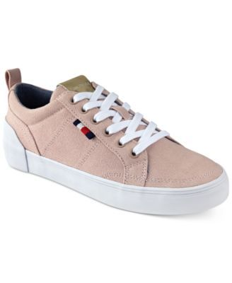 c66b21814256 TOMMY HILFIGER Tommy Hilfiger Women S Priss Lace-Up Sneakers.  tommyhilfiger   shoes   all women