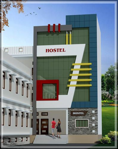 Front Elevation Of Industrial Building : Image result for commercial building front elevation