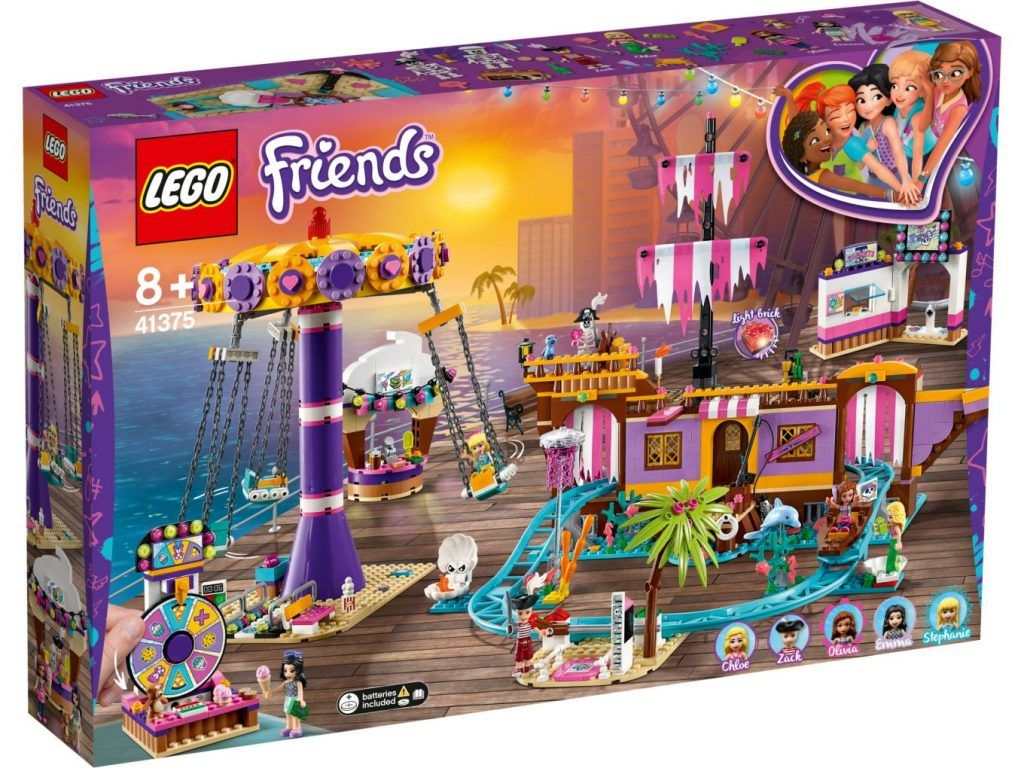 Even More Lego Summer 2019 Sets Previewed And Lego Listened To Us News Lego Friends Sets Lego Friends Lego City Sets