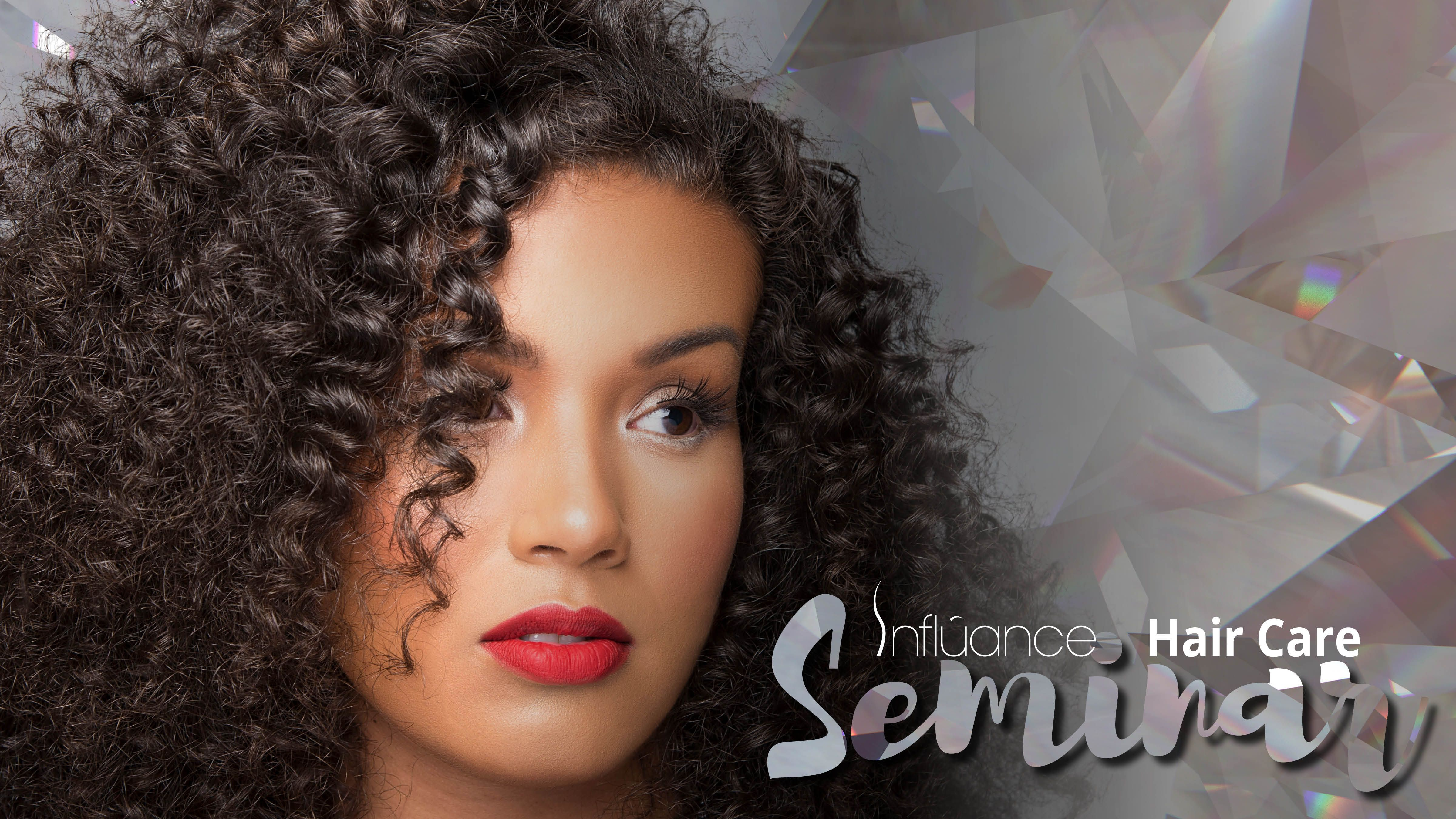 Learn how to maintain and style natural healthy hair at